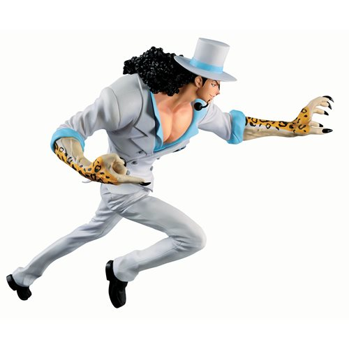 One Piece Rob Lucci Great Banquet Ichiban Statue