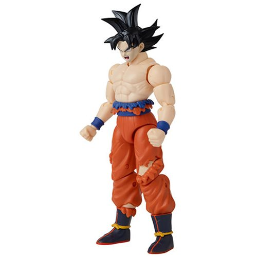 Dragon Ball Stars Instinct Goku Action Figure