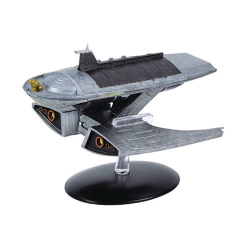 Star Trek Starships The Festoon with Collector Magazine #16