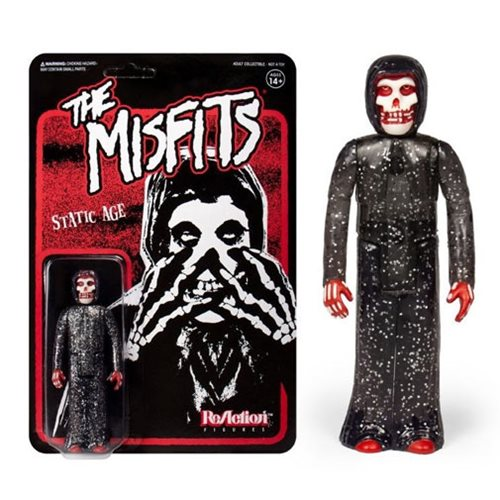 The Misfits Static Age Fiend ReAction Figure