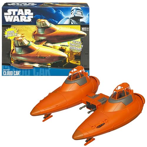 Star Wars Bespin Twin-Pod Cloud Car Vehicle