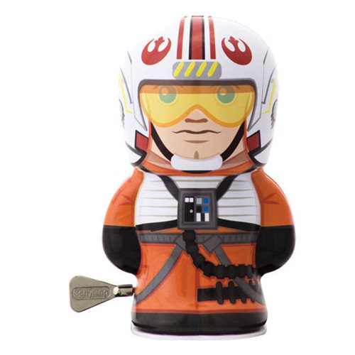Star Wars Classic Luke Skywalker 4-Inch Windup Bebot