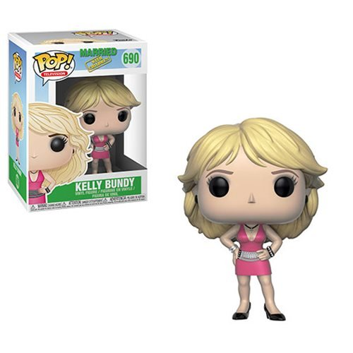 Married with Children Kelly Bundy Pop! Vinyl Figure #690