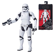 Star Wars The Force Awakens The Black Series Stormtrooper 6-Inch Action Figure