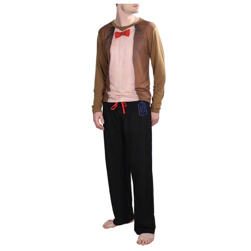 Doctor Who 11th Doctor Pajama Set