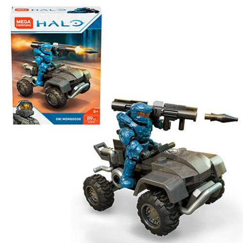 Halo Mega Construx ONI Mongoose Vehicle