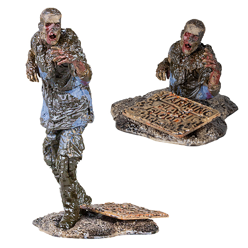 The Walking Dead TV Series 7 Mud Walker Action Figure