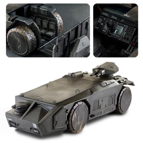 Aliens Colonial Marines Armored Personnel Carrier 1:18 Scale Vehicle - Previews Exclusive
