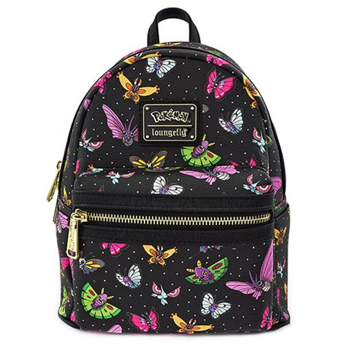 Pokemon Butterfly Mini-Backpack
