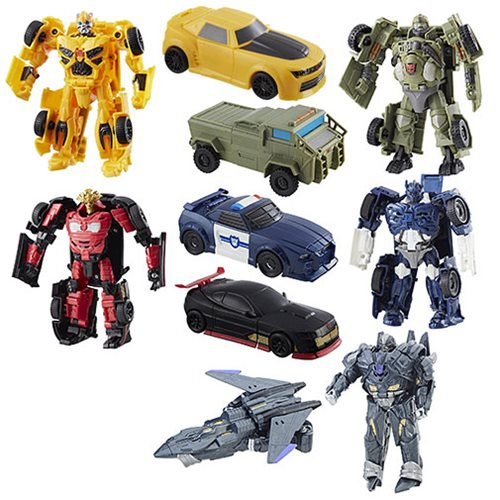 Transformers The Last Knight Allspark Tech Figures Wave 2
