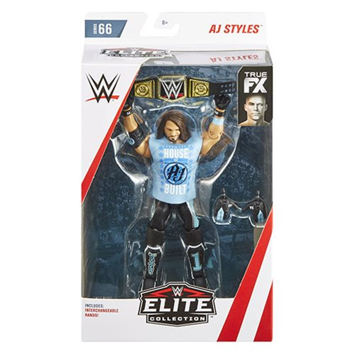 WWE Elite Collection Series 66 Action Figure Case