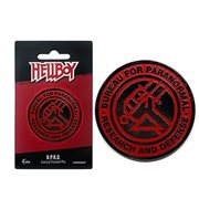 Hellboy B.P.R.D. Logo Luxury Enamel Pin