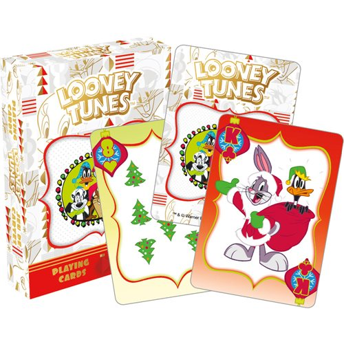 Looney Tunes Holiday 2 Playing Cards