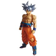 Dragon Ball Super Ultra Instinct Son Goku Legend Battle Statue