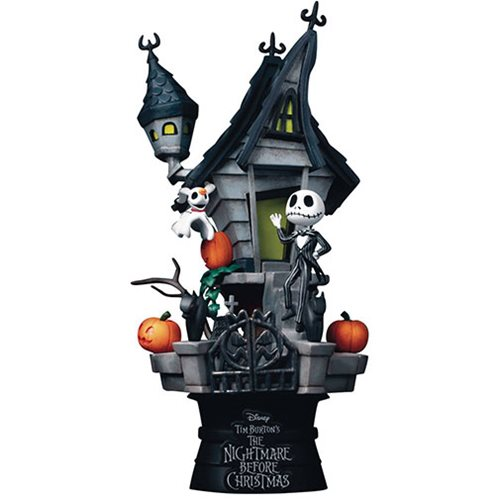 Nightmare Before Christmas DS-035 D-Stage Series 6-Inch Statue - Previews Exclusive