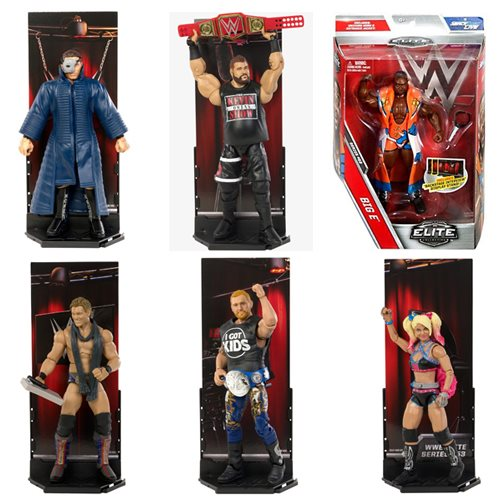WWE Elite Collection Figure Series 53 Action Figure Case