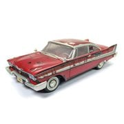 Christine (1983) - 1958 Plymouth Fury 1:18 Scale Die-Cast Metal Vehicle