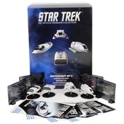 Star Trek Starships Shuttles Exclusive Collector's Set #5 with Collector Magazine