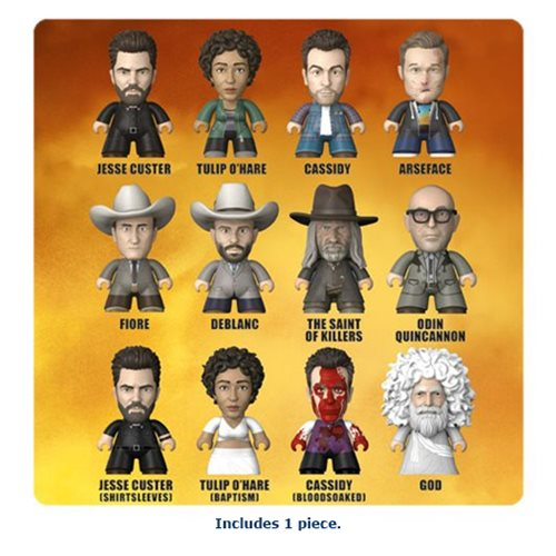 Preacher Collection Titans Random Mini-Figure