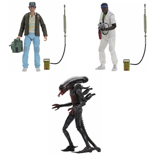Alien 40 Anniversary Wave 2 Action Figure Set