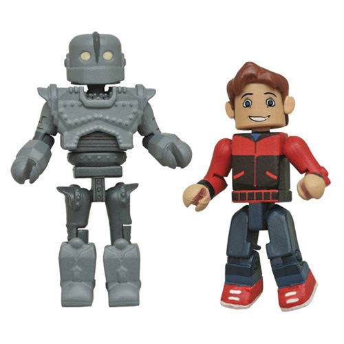 Iron Giant and Hogarth Minimates 2-Pack