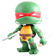Teenage Mutant Ninja Turtles Raphael 4-Foot Fiberglass Statue