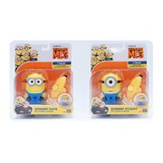 Despicable Me 3 Spinnin' Minion Figures Set