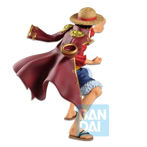 One Piece Monkey D. Luffy Legends Over Time Ichiban Statue