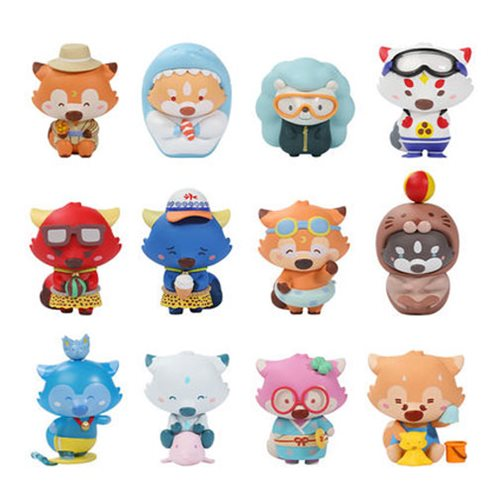 Lil' Foxes' Summer Mini-Figure Blind Box