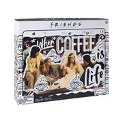 Friends Coffee Is Life 1,000-Piece Jigsaw Puzzle