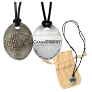 Game of Thrones Stark Pendant