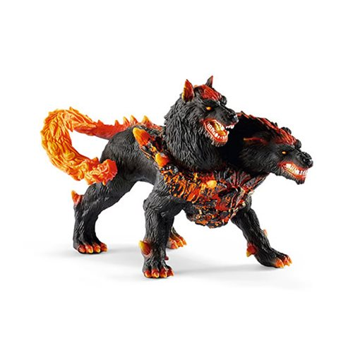 Eldrador Lava World Hellhound Collectible Figure