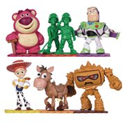 Toy Story Mini Egg Attack Statue Set 6-Pack - Previews Exclusive