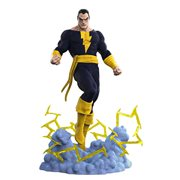DC Gallery Comic Black Adam Statue
