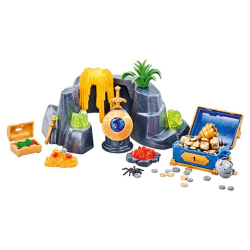 Playmobil 6594 Large Treasure Rock Hideout