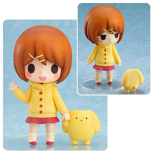 Woosers Hand-to-Mouth Life: Phantasmagoric Arc Ren and Wooser Light Version Nendoroid Action Figure