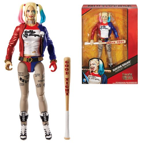 DC Multiverse Suicide Squad Harley Quinn 12-Inch Action Figure