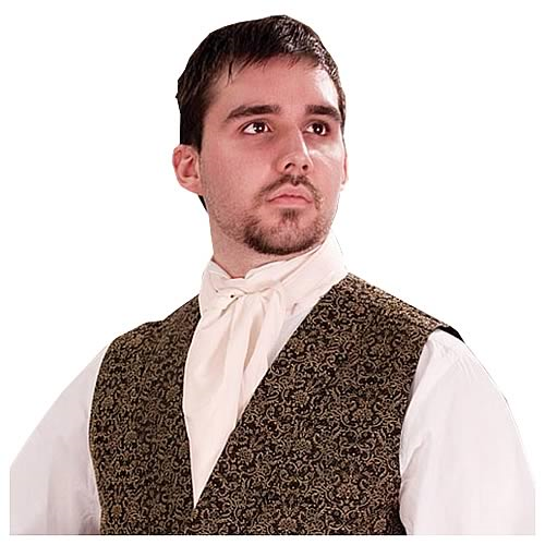 Steampunk Empire Cravat