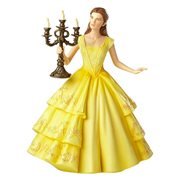 Disney Showcase Beauty and the Beast Live Action Belle Cinematic Moment Statue