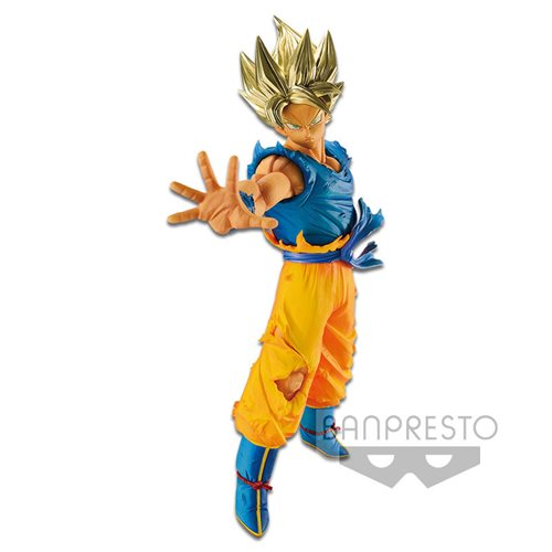Dragon Ball Z Blood Of Saiyans Super Saiyan Goku Special Ver. Statue