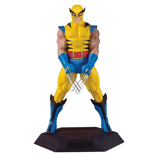 Wolverine 1974 First Appearance Collector's Gallery Statue
