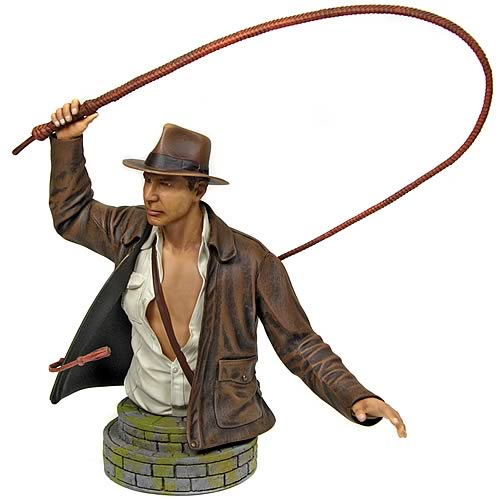 Indiana Jones Mini Bust
