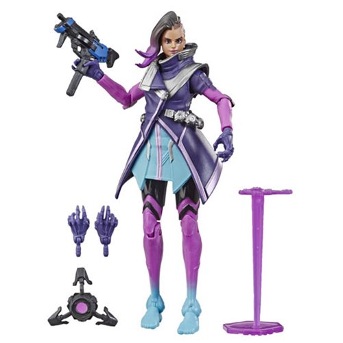 Overwatch Ultimates Sombra Action Figure, Not Mint