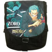 One Piece Zoro Messenger Bag