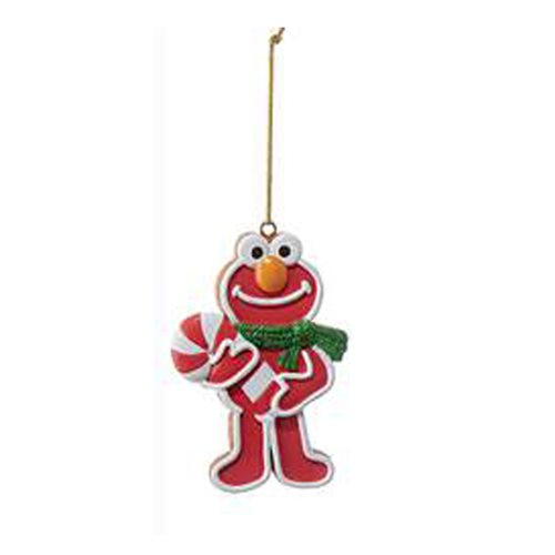 Sesame Street Gingerbread Elmo 3 1/2-Inch Ornament