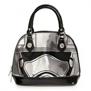 Star Wars: The Force Awakens Captain Phasma Metallic Embossed Dome Bag