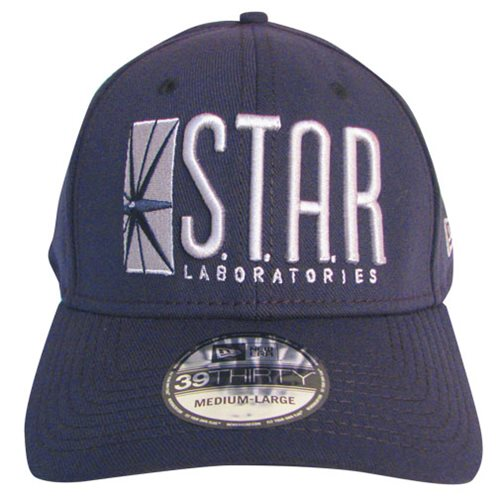 The Flash S.T.A.R. Labs 3930 Flex Fit Hat - Entertainment Earth 918f244093e