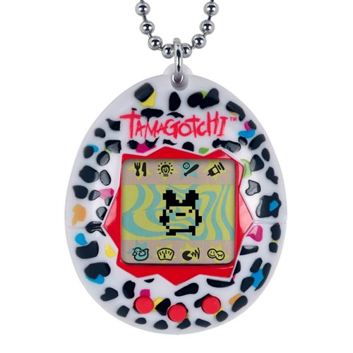 Tamagotchi Classic Colorful Leopard Electronic Game