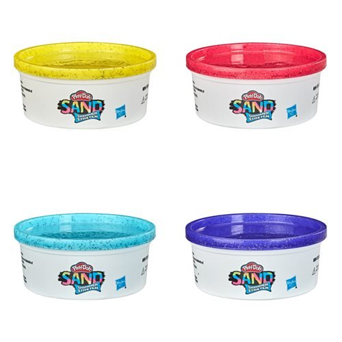 Play-Doh Sand Shimmer Stretch Wave 1 Case