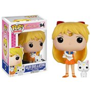 Sailor Moon Sailor Venus Pop! Vinyl Figure